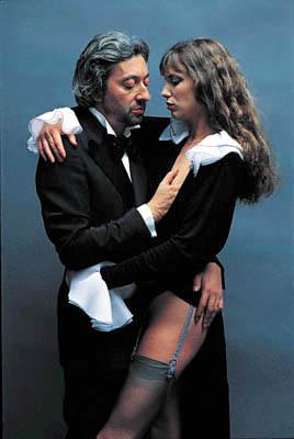 Serge Gainsbourg et Jane Birkin, 1978